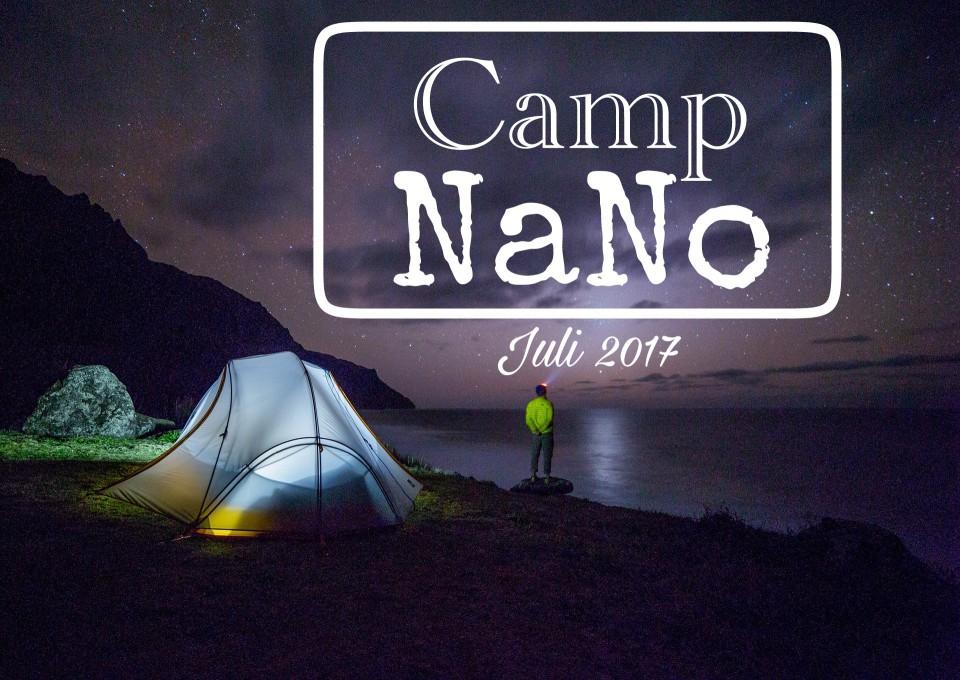 Camp NaNo Juli 2017
